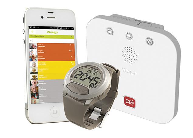 Vivago DOMI smart care phone