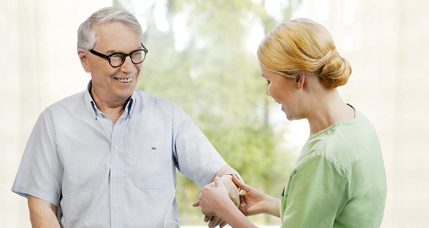 Innovative solutions for the elderly
